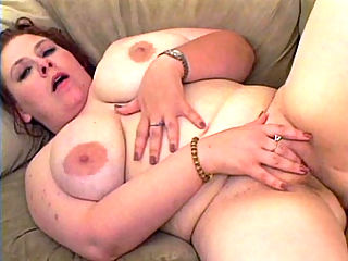Cunt Rubbing BBW Dixie : Extra large bbw Dixie has a big appetite for horny guys with huge boners. Shes hot and willing to do anything just to satisfy her hunger for a good pussy fucking and cum showering. Watch her get torpedoed by a stiff cock and get loads of jizz in her pouty lips.