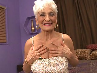 Sex Advice From A 74-Year-Old Cougar : Hattie shows Dr. Ruth how sex advice is done in this exclusive video, filmed just for 60PlusMILFs.com members by a 74-year-old cougar who calls herself an holistic sex coach. Hey, we dont know what holistic means, but we do know what sex means.br br In Part 1 of this video, Hattie offers advice on how to make a woman happy.br br Compliment her, says Hattie. In other words, dont call her bitch, whore or slut.br br Dont worry that youre not satisfying her. The woman is more worried that shes not satisfying you.br br One of the highlights of this video is that Hattie uses the word pussy a lot. Women dont love their pussies as much as men love their dicks, Hattie tells us. Then she says pussy some more.br br Hattie tells you to tell your woman, Honey, I want you to see me jerk off. Ask her, Do you want my finger up your ass? Dont worry. She just might want your finger up her ass! Hattie says so!br br And one more thing Dont cum silently!br br In Part 2, Hattie reveals the secrets of the female orgasm.br br 1.Shes going to get wet.br 2.Her pussy will get red and swollen.br 3.It could take a while.br 4.When shes close to cumming, dont stop!br 5.She knows her clit. Let her lead the way.br br If she wants you to slap her ass, slap her ass!br br Finally, in Part 3, Hattie tells us how to get freaky.br br Dont feel embarrassed that youre buying a cock thats larger than yours, she says when offering dildo-shopping advice. Shes not going to fall in love with a plastic cock.br br Or a cucumber.br br Says Hattie, Make your dick happy. Make her pussy happy.br br That sounds like an order.br