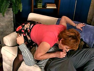 Today An Interview, Tomorrow A Cream Pie! : Valerie is a 69-year-old retired teacher who has a very open-minded husband. He doesnt mind that she has gang bangs with hung black guys in fact, as she reveals in this interview, he gave her a gang bang as a 69th birthday present and was fine with her coming to 50PlusMILFs.com for the purpose of fucking a stranger or two. And, as youre about to find out, he doesnt mind that these strangers cum deep inside Valeries pussy...and that she squeezes it out for your viewing and jacking pleasure.brbr Did we just say cream pie? Yeah, we did! Because this interview-in which Valerie also shows us why 69 is her favorite birthday, is a teaser for whats to come or cum on Wednesday and Thursday the first cream pie in the history of 50PlusMILFs.com. You guys asked for it, now youre gonna get it! A few weeks ago, we asked you where the guy should shoot his load in a 60PlusMILFs.com photo set and video, and in her pussy came in a close second behind on her face which is something we show lots of.brbr So get ready, members. Today, Valerie speaks. Tomorrow, cream in her cunt!