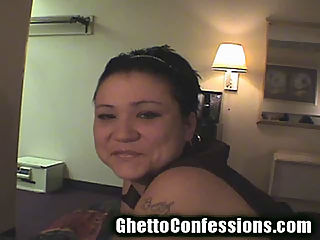 Pimps Lil Ho Talks About Using a Strap On with a Guy : Cookie is a life long street walking whore. She started her career with Latin Gang Bangers. Now cookie is a freelance hoe still working the mean streets sucking dick for dollars. cookie shares all of her dirty sexual secrets with Cracker Jack. She has some classic tales to tell. One time she left a John alone in the room for a minute when she came back he had her brush stuck up his ass. Another favorite is the guy that likes to jack his own dick and cum in his mouth. Listen as cookie tells all of her sick stories and sucks and fucks Cracker Jack.