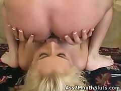 Staci Thorn : This beach bunny just loves to be drilled in the ass piledriver style with her legs spread like eagle! Shes cock hungry and does not want to hide that fact! Dick in her Ass, then a dick in her pussy. Nothing could satisfy this horny slut. Thats when I knew that she can only feel whole when she takes my cock in her ass then taste it with her mouth...I was right!
