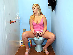 Smoking hot dick : Simonas doctor has forbidden her to smoke and her friends are always keeping an eye on her. So at the toilet of a petrol station she find a spot for a quiet smoke. Suddenly a giant dick appears. She likes to suck that as well! She inhales deeply, sucks the dick completely empty and has her wet cunt filled to the rim!