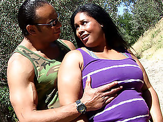 Big Bottomed Bitch Delilah Black Stuck like a Pig! : Big ol blubbernaut, Delilah Black is exercising with her beefcake trainer, Sledge when she gets pissed shes not seeing instant results. Sledge offers another alternative sexercise that will really get her heart pumping in no time. Delilah rides Sledges face as he eats out her fat puffy pussy. Then, he stuffs her surprising tight twat with his wide dick and pounds away!