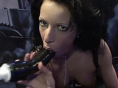 Black booty clip sex