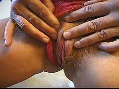Flat Titty Sexy Blonde Fucked in Hairy Snatch : Sexy MILF babe Amisha has a wonderful hairy pussy. She shows off how it sprawls out from beneath her panties and engulfs them. Her husband loves her hairy pussy and gladly dives head first into a licking frenzy after she fingers herself. Amisha also loves to suck cock and gets face fucked by her husband, lubing his cock before he fucks her raw. The husband plows into Amishas natural muff and then she gets on top and rubs her clit as she bounces on his prick. She opens up her tiny asshole and lets his wet cock slide ride in for some kinky fun. Amishas husband can not take the tightness of his wifes ass long and cums on her hairy pussy.