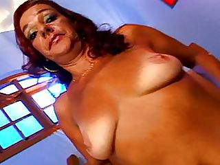 Tanlined Tits On This Pretty Mature Tart : Youve got to love a hot mature woman who really looks after herself! Christianes body is like that of a 25 year old, with full, firm and pert breasts leading down to a flat and toned stomach. With virtually no prelude in this video, we see her bouncing on her mans dick in reverse cowgirl, bracing herself hands on top of his chest as she slaps her firm ass and cunthole up and down on the meat. She is obviously extremely tight in the close-ups, we can clearly see her pussy lips clinging to every inch of the hard dick. She makes her man spurt in record time, pinching her own tanlined nipples as she swallows her studs spurting load.
