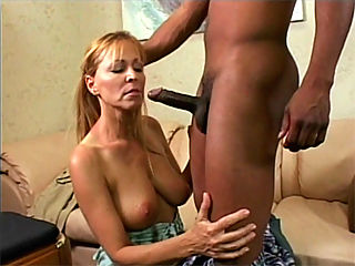 Pay Up Biatch starring Nicole Moore : Nicole Moore gets her white pussy pounded by a hung black stud.