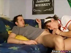 Juicy babe is hot like fire : Boyfriend fucks his lovely girlfriend like there is no tomorrow