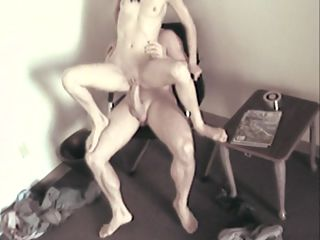 Employee Pussy Ride : New office girl fucks an employee in an empty office while the spy cam rolls, watch that slut ride the rod!