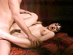 Sexy retro porn video from the eighties