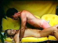John Leslie bangs a blondie in a vintage xxx