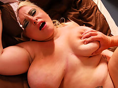Jen : Chubby Jen bends over and shows her goods. Her man cant wait to climb on top of her and fuck her while all of her body jiggles and quivers until she creams all over his cock!