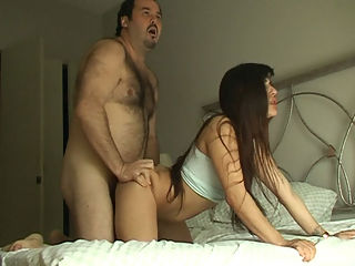 Tremendous Body Carla : Great body argentinean slut named Carla gets pussy pounded