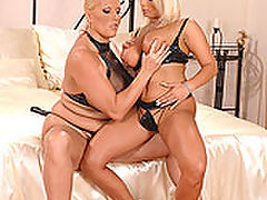 Laura M. and Lucy Love : Laura M and Lucy Love having sex