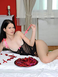 Nubiles.net Judy Smile - Hot Nubile Judy Smile undresses and plays with her moist pink pussy : Hot Nubile Judy Smile undresses and plays with her moist pink pussy