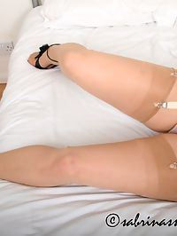 Vintage lingerie and stockings