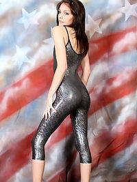 spandex bodysuit