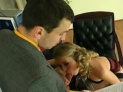 Alina and Ralph anal couple on video : The naughty blonde girl with her sexy, curly hair is sucking cock like a slut should and she and aposs making her man and aposs cock rock hard. She wants him to be stiff as steel because he can fuck her good. It has to be extra hard to slide into her asshole and that and aposs exactly what this naughty girl wants. She needs to be ass fucked because it and aposs been too long since anyone has taken her through the back door.