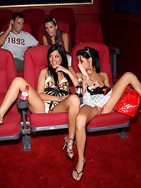 Madison Parker and Tanner Mayes Movie Date - 9272010 : madisonparker01