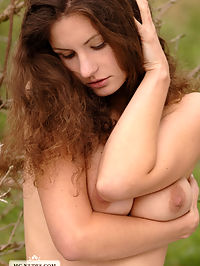 Pure : Susann is a very natural and blossom beauty who likes to spent as much time as she can in nature.