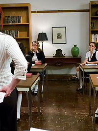 Revenge is Sweet : In this fantasy role play update Kylie Ireland plays the new teacher at an all girls academy. When she realizes that she has trouble makers in her class she decides to nip the problem in the bud by punishing a student while everyone watches. Little does she know, she is in way over her head. These students hatch a plan to get back at their teacher that involves lots of bondage, anal, and electricity. If you havent joined yet, do it now!!!! This update is not to be missed! Fisting, huge anal toys, three girls on one, fantasy, what more could you ask for!?!
