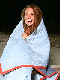 Reconnecting with Old Classmates - College girl gets gangbanged! : FANTASY ROLE PLAY UPDATE Scarlett Wild and her old friends from high skool are all reconnecting on a camping trip while home from college. Scarlett used to be one of the boys, but since she went away she has grown up to be quite a fucking babe.Once out in the woods where no one is around to hear her scream and come to her aid things get out of control and her old friends decide it would be fun to finally get a piece of her sexy ass. Directed by James Deen