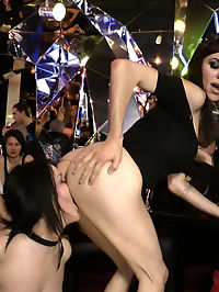 Princess Donnas Favorite Russian Babe gets Ass Fisted and Fucked in Public : Rita is my favorite girl from Russia. I actually love her. She is so hot, and so fun to abuse. Omar Galanti and I fuck the living daylights out of her in a Russian bar. Everyone gets horny and since Steve Holmes was shooting b-cam, you know he was getting some BJs in the background too!!! Ass fisting, anal sex, gaping asshole, squirting, public sex, AWESOME!!!