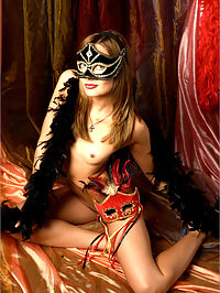 Lilya Masquerade