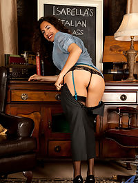 Anilos.com Isabella - Hot teacher Isabella shows off her tits and hot mature pussy : Hot teacher Isabella shows off her tits and hot mature pussy