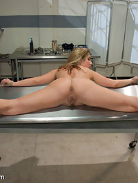 Love Sick Prisoner : The incredibly sexy Sheena Shaw submits beautifully in this great update with role-play, rough sex and hard bondage! She loves being face fucked and pounded in her ass and pussy while bound. Her flexibility allows us to tie her legs apart in splits and put her in positions that give full access to all of her holes.