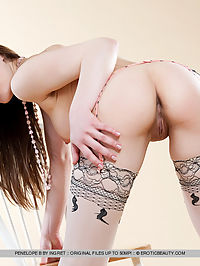 Wish : Cutie with gorgeous breasts and pretty feet.