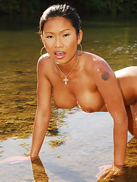 Priva : Priva is very cute and kinky asian babe with big tits and she loves to show you her huge boobs and pussy