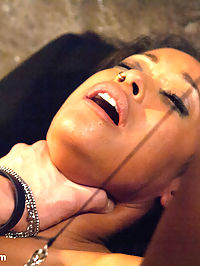 The Specialist Cheating Wife Remedy : A husband is devastated when he finds out his wife is cheating on him. Out of desperation, he hires an underground specialist to rectify the situation and make her paid for her infidelities. Watch the beautiful Skin Diamond endure intense bondage and rough sex from Xander Corvus in this hot fantasy role play!