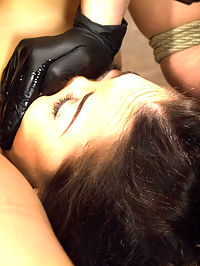 Hot Hispanic Drilled and Challenged with Unforgiving Bondage : All I want is to see a filthy cunt writhing around in cotton panties that get soaked from how turned on she is. Slick wet juices running out of her pussy and into the cotton, ready to be rammed hard. The more hard cock and aggressive fingers are pounded into it, the wetter it gets. The more her breasts swell. The more the mouth waters and drool piles and strings onto the floor... unable to speak back, only to moan. Even when she tries to resist, her body doesnt lie. It wants the pain, the bondage, the pleasure.Maybe she will change her mind when she gets to watch herself get pounded in the ass with the biggest cock I have? Pile driver has a way of taming bitches like no other, and her flexibility begs for bondage that is tight and inescapable. Her body cant help but rock and quiver with pleasure as she is being fucked and gets to watch her hellish ordeal.Finally, the cum hungry whore is split wide open. The stretch in her thighs makes her pussy ache and tingle. Her arms are bound behind exposing her breasts, ripe and eager for the taking. She should be ashamed of herself, but she is far from embarrassed. Pleasure is the only escape from the pain and she wants it so bad, she is willing to do anything for release.