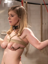 The Training of and Anal Slut, Day Three : When slave trainee Penny Pax signs up for four days of slave training, she learns there is more to being an an anal slave than just taking a hard cock in the ass.