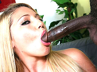 blond fucks 2 black guys at white cracker party