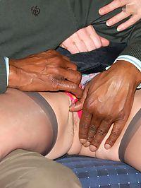 amateur interracial porn