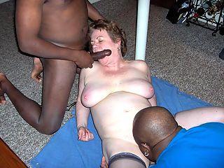 Amateur Cuckold Interracial