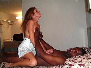 Black cock fucking hot babe.