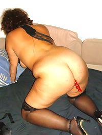 chubby amateur anal