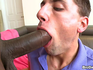 we brought in this young sex crazy euro guy from Germany. He said he was bi-sexual and super open to what ever the fuck he was craving that day. On this day he was craving black dick