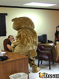 Cock hungry girls at the office