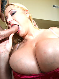 Samantha 38G gets pounded and fucked hard!