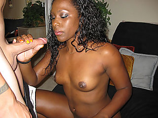 Hot party of black sluts - watch her big black ass fuck