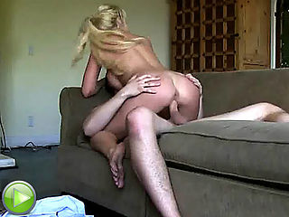 Dirty hot MILF caught