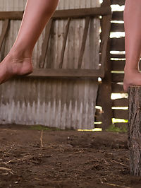 Sandras Farm Princess Donna Called in to Assist! : Part two of Sandras Farm has the double teaming power of both Sandra Romain and Princess Donna. If you havet seen this shoot before dont miss it this second time around!! Its sure it impress and satiate those Sandra super-fans itching for some more brutal action!!While Princess Donna is in Budapest she decides to travel to Romania to visit her dear friend Sandra. Sandra has many beautiful slaves on her farm and lets Donna take her pick. Together they tie up the skinny one and fuck her so hard she forgets her own name! Hot Hot Hot!