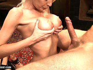 Fluffer Training : When Riley Evans and Danny Wylde fuck, house slave Anani Pi is on hand to get her face in the pussy, the cock down her throat, and her tongue in the asshole.