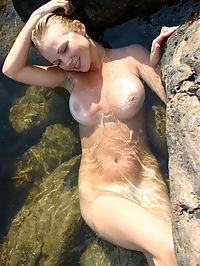 Skinny Dip : Chantel A Skinny Dip by Sasha Zabelina
