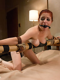 The Assassins Dilemma : Sex and Submission presents a bondage and rough sex feature starring Penny Pax and Mickey Mod! A professional hit man is assigned to eliminate a dangerous drug lord. Penny finds herself in the wrong place at the wrong time and now he must decide her fate. A sadistic love affair ensues as he trains Penny to be his assistant. Includes strict bondage, deep throat and anal sex!