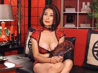 Getting To Know Kim Ahn, Our First Asian 60PlusMILF : After fucking for the first time in the photo set on Tuesday, Kim Anh sits down for a chat with the 60PlusMILFs.com editor so we can get to know her better. Kim is a 61-year-old wife from Thailand whos modeling for the first time, which is surprising because Kim is a stunner.br br Kims body is tight and right. Shes only five-feet tall, but in the stripper platforms shes wearing for this interview, shes more like five-six. She now lives in the Midwest United States with her husband, who shes been married to for five years.br br This is the first time my husband has observed what Im doing, she says. Shes referring to fucking. For him, I feel its very exciting.br br For her, its very exciting, too.br br While Im doing it, I feel super good, Kim said.br br Back home, what Kim is doing here would be considered forbidden.br br But thats part of what makes this special, right?